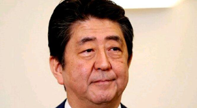 जापानका प्रधानमन्त्री सिन्जे आवे अस्पताल भर्ना
