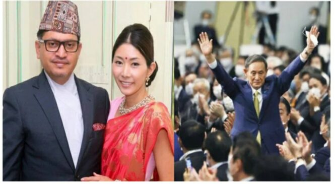 एक नेपालीका ससुरा हुन् जापानका नयाँ प्रधानमन्त्री ! थाहा पाउनुहोस् को हुन् त्यी नेपाली: