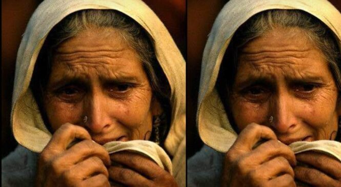 भर्खरै बिहे गरेर आएकी श्रीमतीले आमालाई नेकलेस चोर लगाइन्, सहन नसकेर आमा धुरुधुरु रोइन्